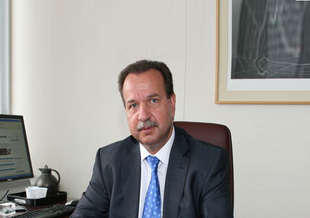Rencontre avec Hans-Horst Konkolewsky, Secrétaire général de l'Association Internationale de la Sécurité Sociale (AISS)