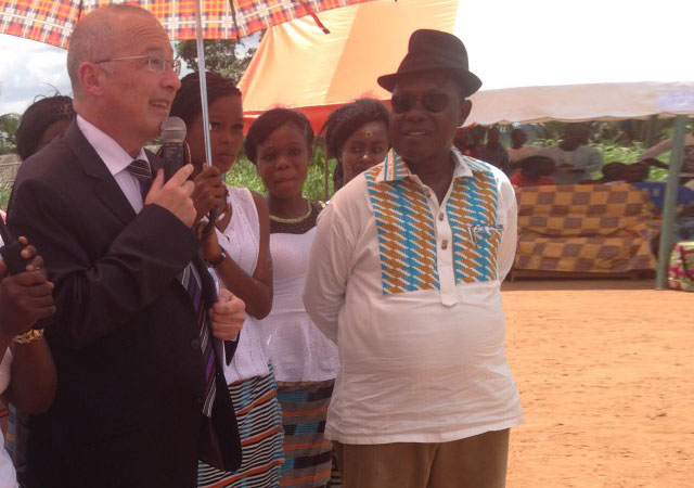 Rencontre entre une mutuelle nationale et une mutuelle communautaire. Gagnoa, du 01er au 03 Octobre 2015