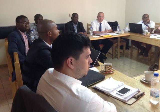 Rencontre mutualiste (PASS, UAM AFRO, WARI, AVSI, CIDR, STANE, Centre WALE) à Yamoussoukro, du 25 au 26 Novembre 2015