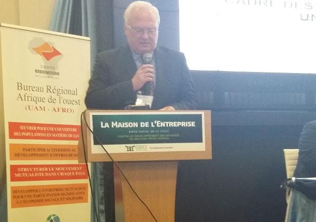 Discours d'ouverture de Christian ZAHN, président de l'AIM