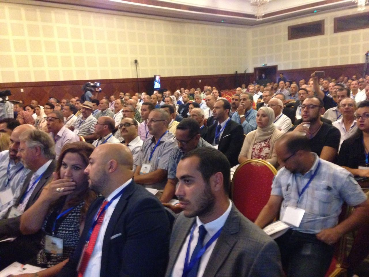Symposium International sur le Tiers Payant au Maroc - 16 Septembre 2016