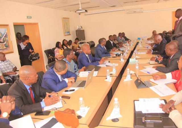 La Côte d'Ivoire et le Burkina Faso ensemble pour la couverture santé Universelle - 26 au 28 Septembre 2016