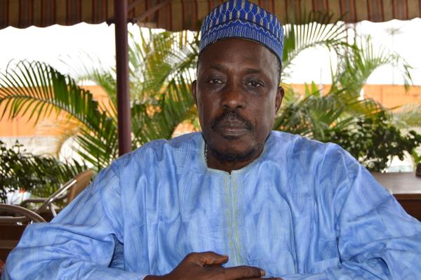 Demba Mame Ndiaye, Président de l'Union Nationale des Mutuelles de Santé Communautaire du Sénégal