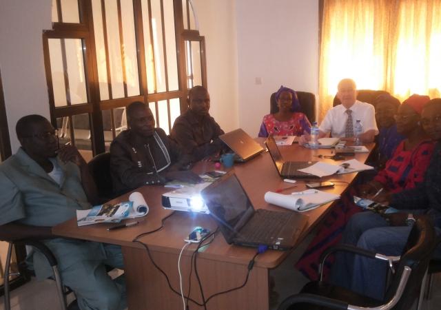 Le PASS organise une formation à l'endroit de l'Agence nigérienne de la mutualité (ANMS) - 18 octobre 2016 à Niamey (Niger)