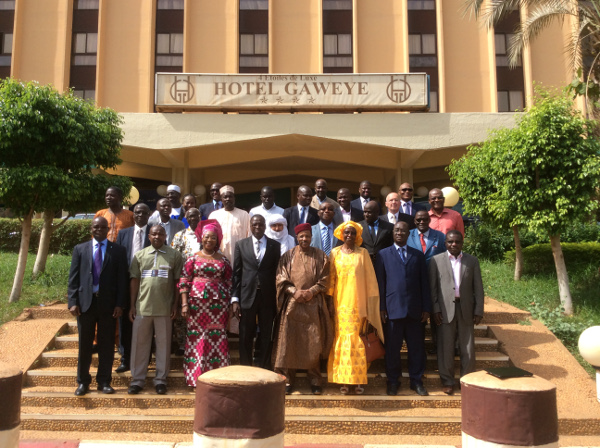 6è réunion annuelle du comité consultatif de la mutualité sociale (CCMS) de l'UEMOA - 19 au 21 Octobre 2016 à Niamey (Niger)