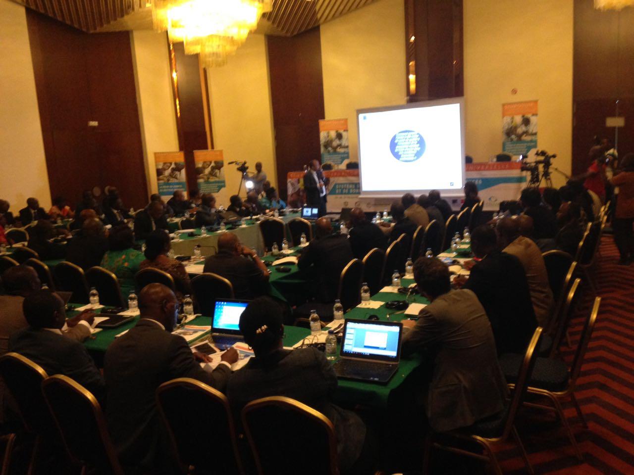 Symposium international sur la couverture maladie Universelle - 07 au 09 Novembre 2016 à Yamoussoukro (Côte d'Ivoire)