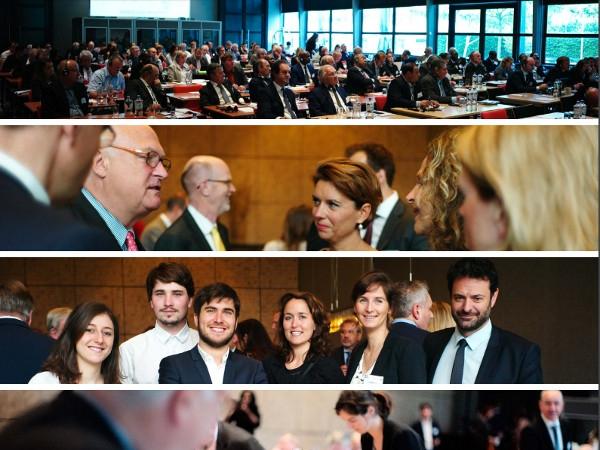 Conseil d'Administration de l'Association Internationale de la Mutualité (AIM) - 23 au 25 Novembre 2016 à Paris (France)