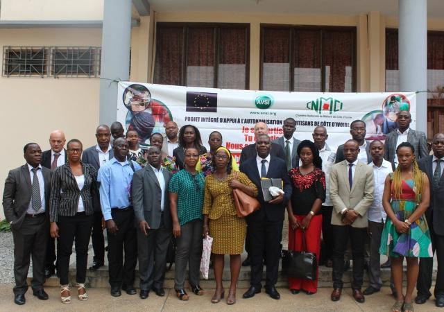 De l'expérimentation à la couverture santé des artisans de Côte d'Ivoire - 15 février 2017 à Abidjan