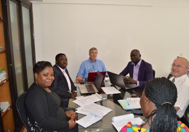 Expertise France réalise l'évaluation du PASS à mi-parcours - 06 au 17 Mars 2017 à Abidjan