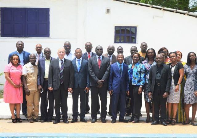 Les mutuelles des régies financières ivoiriennes réfléchissent à la mise en commun de leur offre de soins - Du 05 au 07 Avril 2017 à Grand-Bassam