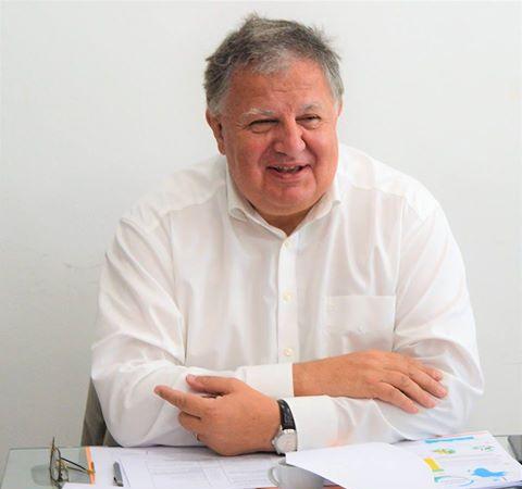 Gérard Bourret, Président du directoire de OFI Asset Management dans les locaux du PASS - 10 Avril 2017