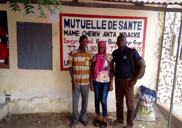 PASS à la rencontre des acteurs mutualistes et de la couverture santé universelle au Sénégal - 24 au 28 Juillet 2017