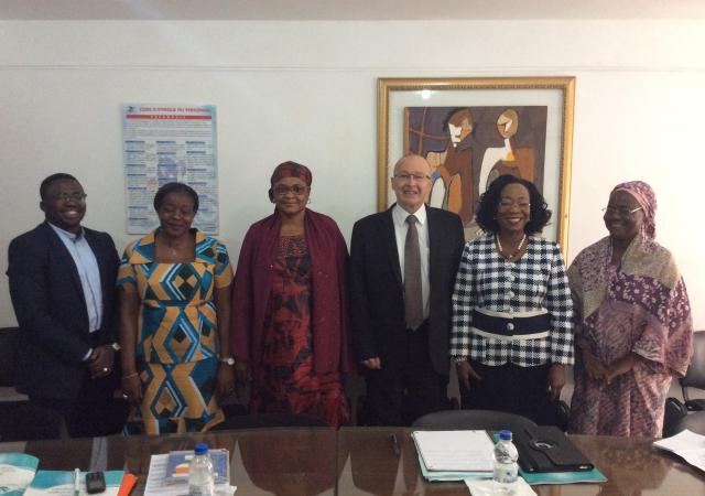 L'Agence de régulation de la mutualité du Niger à l'école ivoirienne - 18 au 22 Septembre 2017 à Abidjan (Côte d'Ivoire)