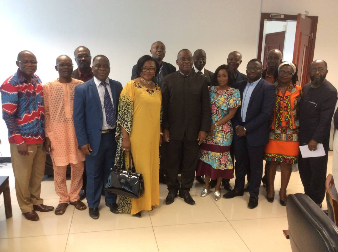 L'UAM-Afro a organisé la 3è édition des journées de la mutualité - 23 au 24 Octobre 2017 à Cotonou