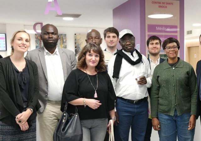 Présentation des réseaux d'établissements mutualistes et visite d'un centre de santé mutualiste - 23 Novembre 2017 à Paris
