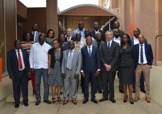 Atelier des mutuelles des régies financières de Côte d'Ivoire - 25 au 26 Janvier 2018