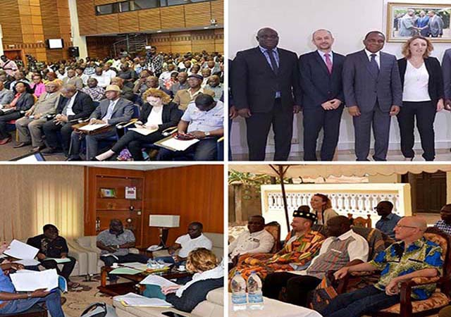 Les populations rurales, l'Unmci et les pouvoirs publics partagent l'expérience Française - 24 au 27 Février 2018 à Abidjan (Côte d'Ivoire)
