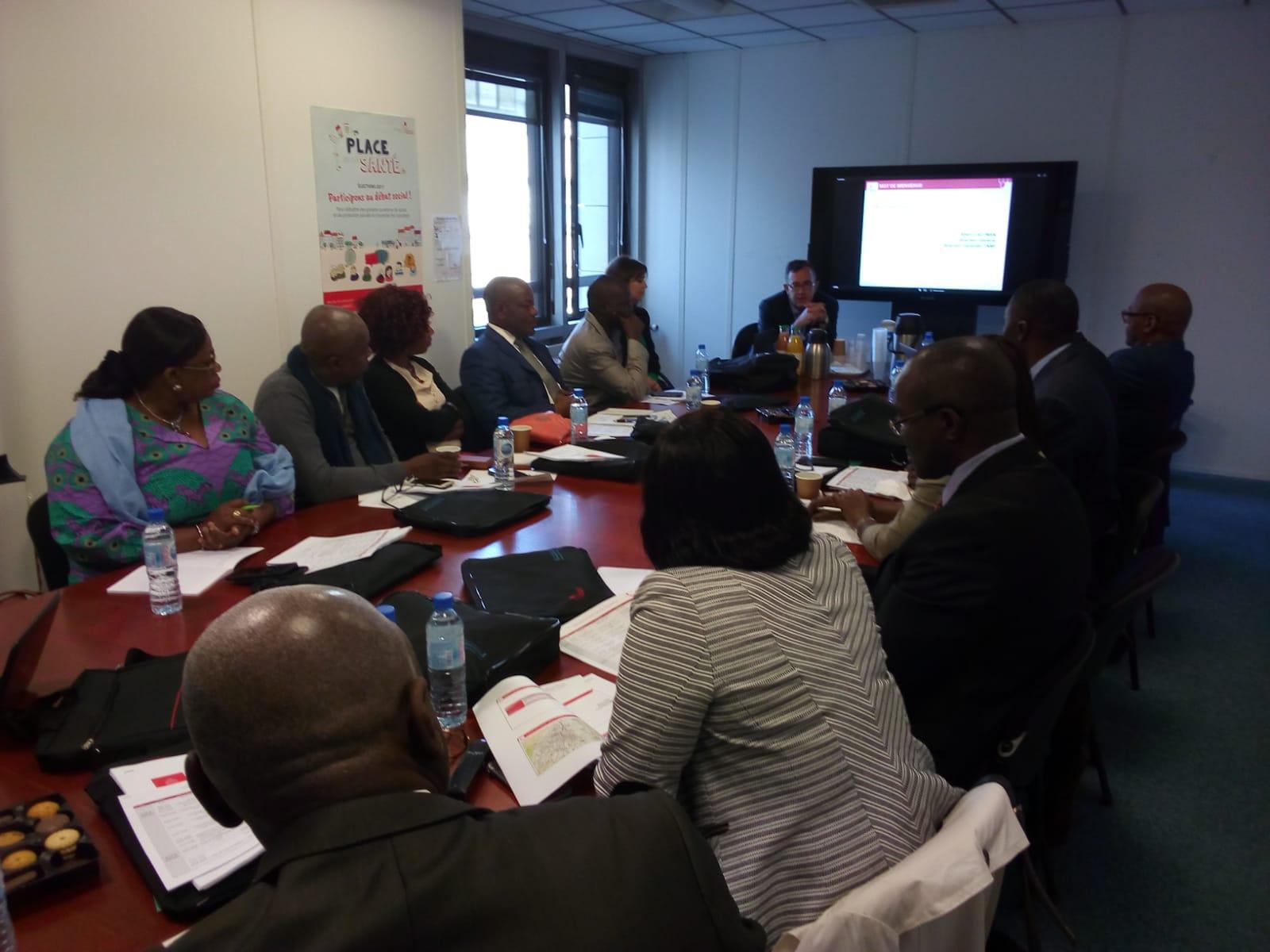 Voyage d'étude des mutuelles africaines à Paris - 22 au 28 Septembre 2018 à Paris (France)
