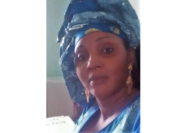 Fatoumata Diallo, Déléguée de la Section de la Mutuelle Universitaire de Labé (Guinée Conakry)