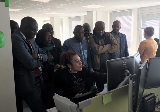 Les mutualistes africains à la découverte de la Mutuelle Générale de l'Education Nationale de France