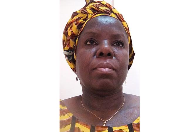 Maiga Zeinabou LABO, Présidente de la mutuelle des magistrats du Niger
