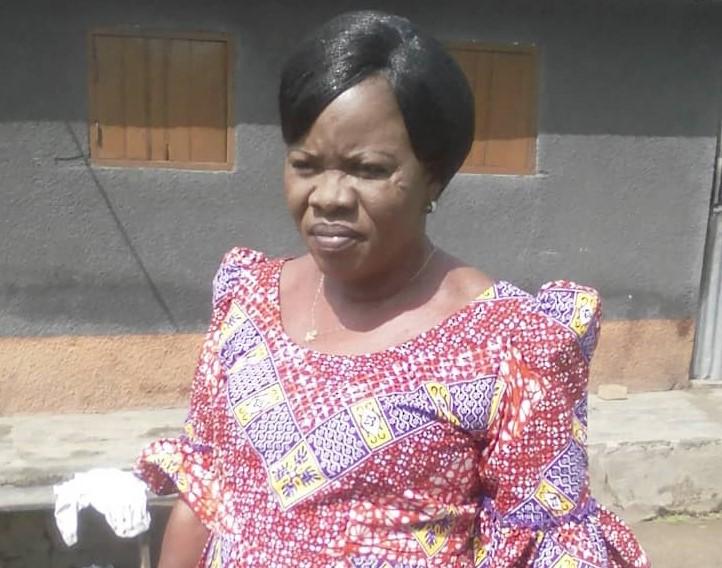 Abouki Clémentine, Présidente de l'Union des mutuelles sociales des régions centrale et plateaux du Togo