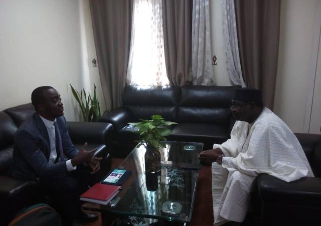 Les rencontres institutionnelles du Pass à Bamako