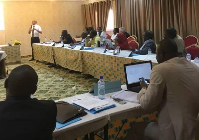 Première session d'un nouveau Master sur la gouvernance mutualiste - 25 au 27 Février 2019 à Ouagadougou (Burkina Faso)
