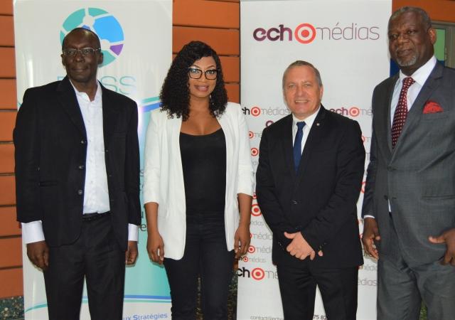 3è édition du Café de la santé solidaire sur la thématique de la prévention - 17 janvier 2020 à Abidjan (Côte d'Ivoire)