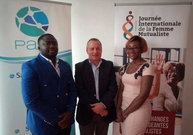 Conférence de presse de présentation de la 2è édition Journée Internationale de la Femme Mutualiste - 25 février 2020 à Abidjan (Cte d'Ivoire)