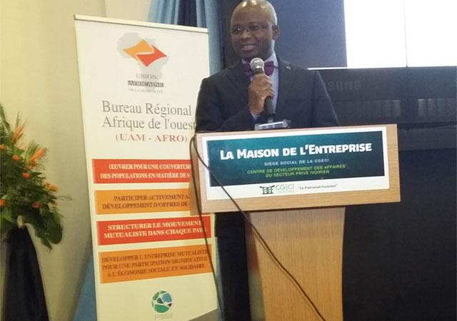 Discours de clôture de monsieur le ministre de l'emploi et de la protection sociale de cote d'ivoire, DOSSO Moussa