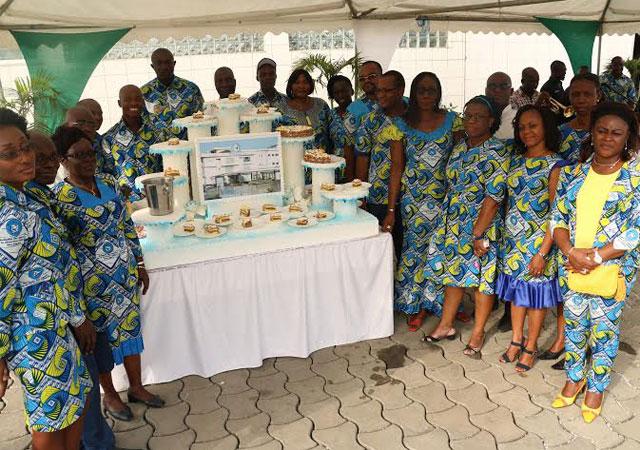 Le 1er Etablissement de santé mutualiste de la zone UEMOA à obtenir la certification ISO 9001:2008, célébré le 23 Décembre 2015 à Abidjan