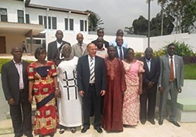 Réunion du bureau de l'UAM AFRO élargi aux acteurs mutualistes du Niger, du 07 au 08 Décembre 2015