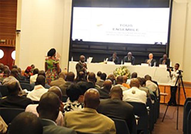 Conférence des mutuelles de Côte d'Ivoire, 03 Décembre 2015