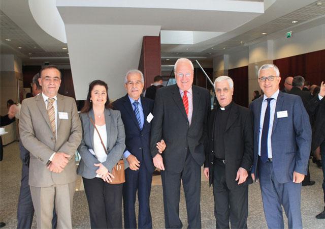 Assemblée Générale de l'Association Internationale de la Mutualité (AIM) , Lisbonne du 18 au 20 Novembre 2015