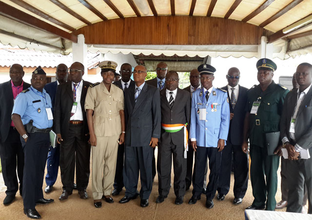 Séminaire de formation du Fonds de Prévoyance de la Police Nationale (FPPN) - 19 au 21 Mai 2015 à Grand-Bassam (Côte d'Ivoire)