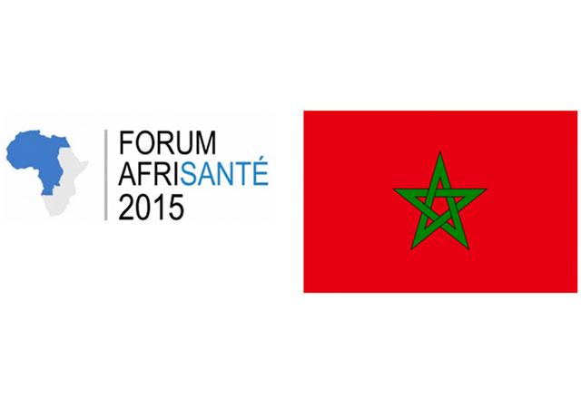 Deuxième édition du forum AFRISANTE au Maroc - 25 et 26 février 2015