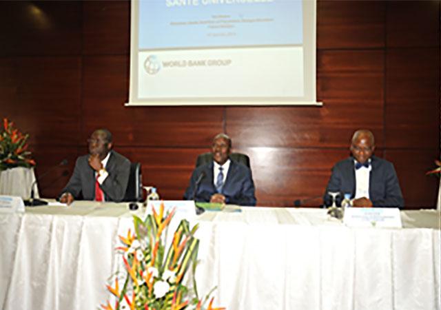 Séminaire de haut-niveau sur la couverture maladie universelle organisée par le Banque Mondiale en Côte d'Ivoire - 19 et 20 Janvier 2015