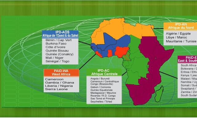 A la découverte de l' Institut panafricain pour le développement (IPD)