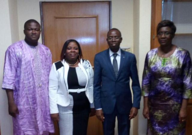 Le PASS en mission d'étude du 11 au 16 juillet 2016, au Burkina Faso
