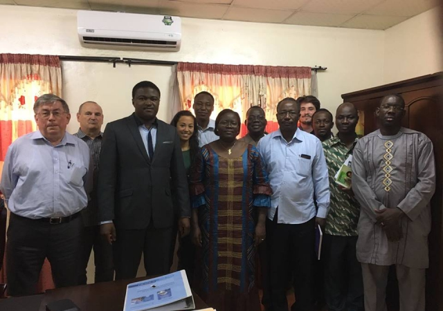 Le réseau éducation et solidarité participe à la création d'une mutuelle des enseignants burkinabés - 06 au 11 Novembre 2016 à Ouagadougou (Burkina faso)