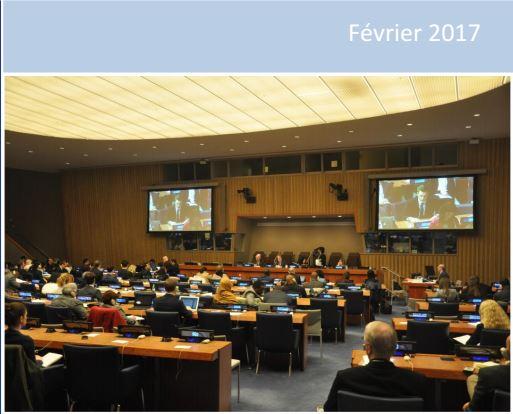 Coopération Mondiale: Conseil International d'Action Sociale