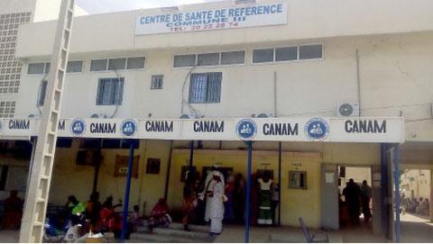L' ICP - Mali et la CANAM pensent au biométrique pour booster l'AMO - 16 Mai 2017 à Kangaba (Mali)