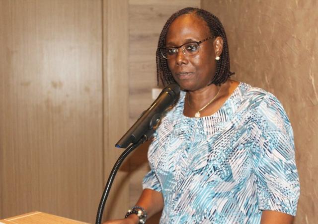 Clarisse Mahi élue présidente de l'Alliance des Mutuelles Sociales de Côte d'Ivoire (AMS-CI) - 3 au 4 août 2017 à Grand Bassam (Côte d'Ivoire)
