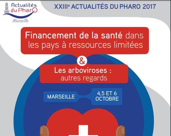 Financement de la santé dans les pays à ressources limitées - Du 04 au 06 octobre 2017 à Marseille (France)