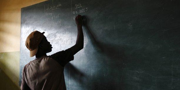 Un programme de couverture sociale pour 2 millions d'élèves au Togo - 30 Août 2017 à Lomé (Togo)