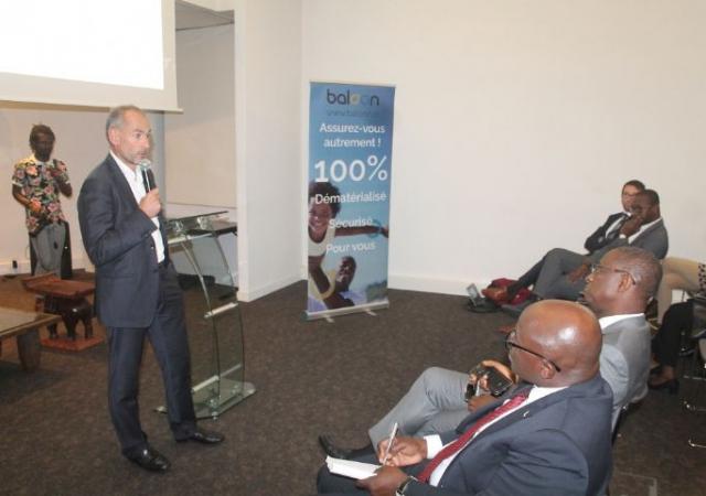 Une solution 100% digitale pour l'assurance - 21 Septembre 2017 à Abidjan (Côte d'Ivoire)