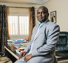 Docteur Mamadou Bocar Daff nouveau Directeur général de la CMU au Sénégal - 27 Octobre 2017 à Dakar (Sénégal)