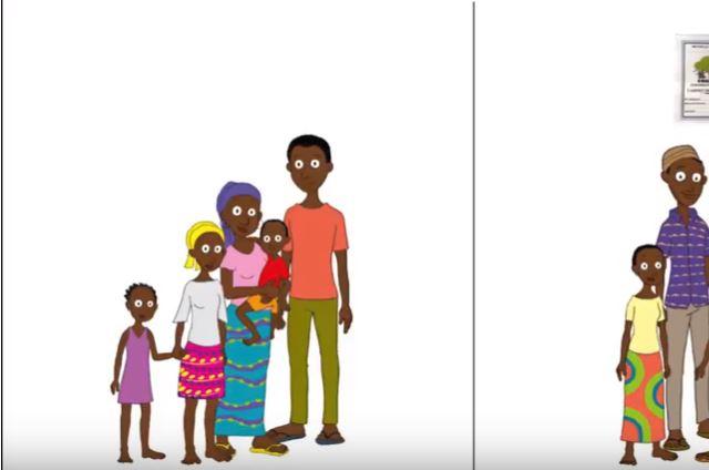 Louvain organisation présente un film d'animation sur l'importance des mutuelles de santé dans les pays africains