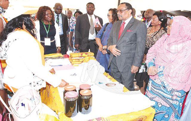 Les mutuelles camerounaises au coeur de la célébration de la fête du travail - 23 Avril 2018 à Yaoundé (Cameroun)